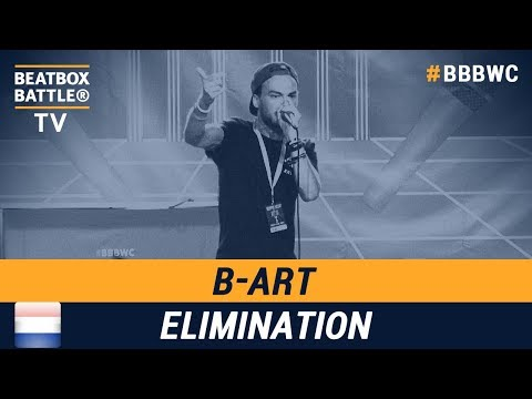 B-Art from the Netherlands - Men Elimination - 5th Beatbox Battle World Championship