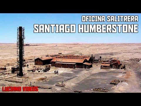 Salitrera Santiago Humberstone