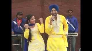 Veer Sukhwant  || Renu Ranjit || Obama In Mele Mitran -2014 || Latest Brand Hit Song - 2014