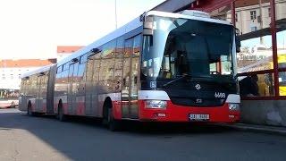 Autobus SOR NB 18 Euro 6 na lince 119