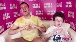 Moves Like Jagger(With Me and Perez Hilton)