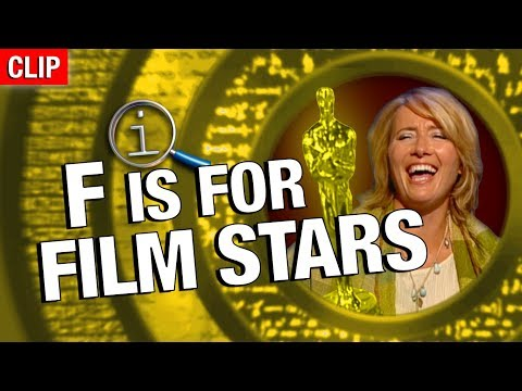 QI | Emma Thompson Forgets Her Oscars