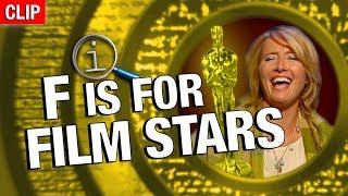 QI | Emma Thompson Forgets Her Oscars