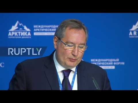 Russia: Arctic will become 'attractive territory to live and work in' – Deputy PM Rogozin
