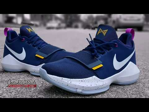 Nike PG1 (Paul George) UNBOXING FULL DETAILED REVIEW 🔥🔥🔥