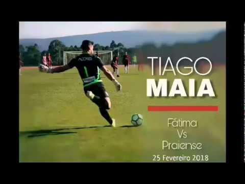 Tiago Maia (Praiense) vs Fatima - CPP 17/18