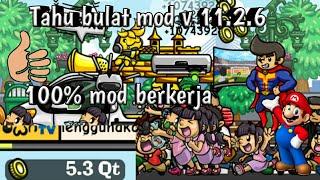 Gambar cover cara download tahu bulat mod v 11.2.6