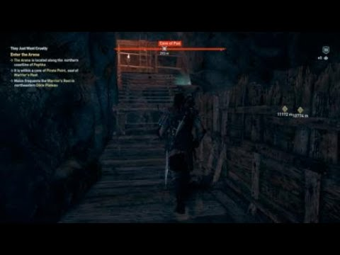 Map Pan S Flute Assassin S Creed Odyssey Youtube
