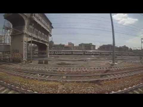 Milan, Italy - Malpensa Express HD (2015)
