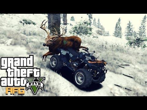 GTA 5 Roleplay - Someone Stole My Deer - Ep. 81 - CV