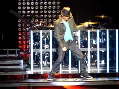 NKOTB casiNO Tour Las Vegas - Never Let You Go - Jordan Knight