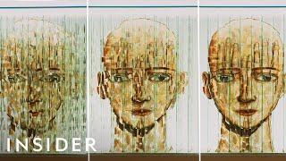 How An Artist Creates Glass Sculptures With Hidden Images