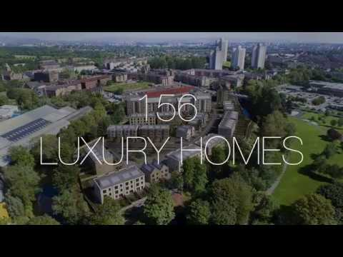 Riverford Gardens | CCG Homes | Luxury Homes in Glasgow South Side