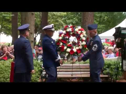 Local cities mark Memorial Day holiday