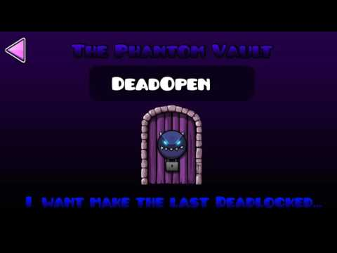 PHANTOM VAULT! LEGENDARY ICON! || GEOMETRY DASH [2.1 SUPER FANMADE] by PhoeniX (me)