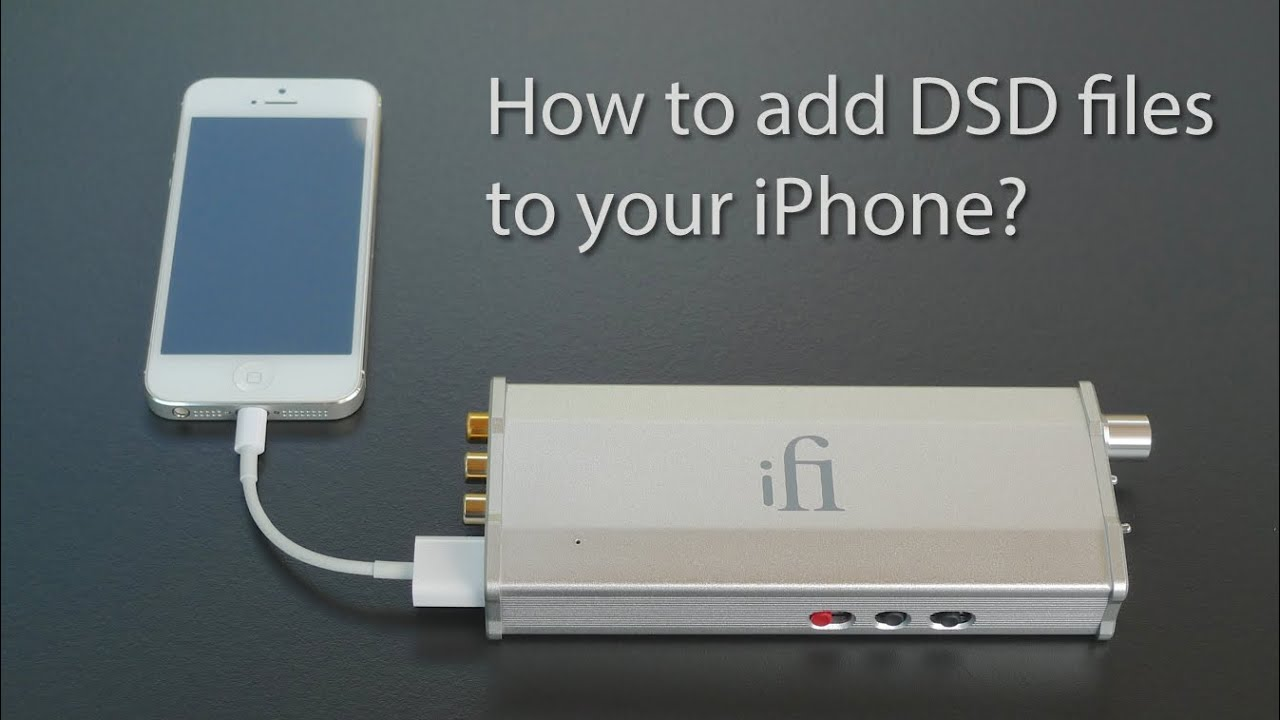 how to create an audio file on iphone