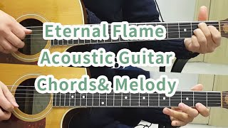 Eternal Flame (The Bangles) acoustic version (with Chords)