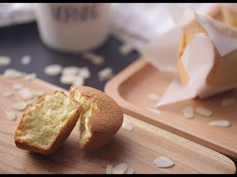 《Tinrry下午茶》教你做杏仁小蛋糕