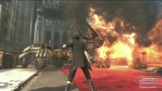final fantasy xv e3 2013 trailer e3 2013 sony conference
