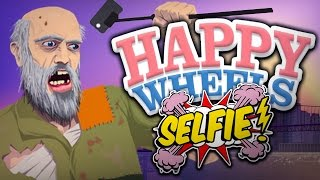 HAPPY WHEELS : ¡ SELFIE !