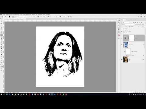 Портрет в стиле ЧЕ в Adobe Photoshop