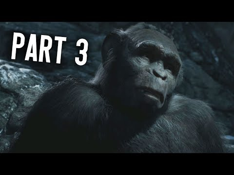Planet of the Apes Last Frontier Gameplay Walkthrough Part 3 - WORLDS COLLIDE