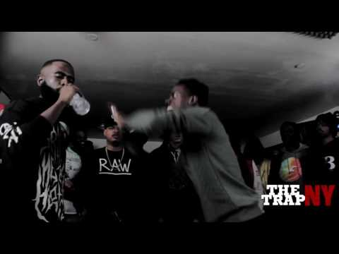 DOT vs Daddy Mason | The Trap NY