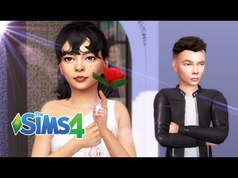 THE ARRANGED MARRIAGE | MY FIRST KISS | SIMS 4 LOVE STORY