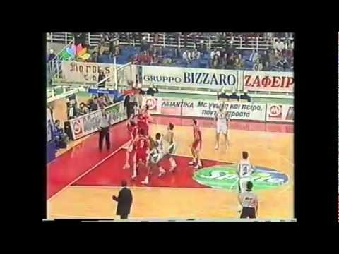 Dominique Wilkins ♣ Panathinaikos - Olympiakos 85-72