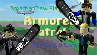 Roblox Armored Patrol V8.3 Part 3 SUICIDE BOMBERS!! W/ Penguin, Bey, and Jerry