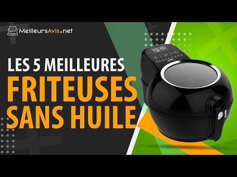 ⭐️ MEILLEURE FRITEUSE SANS HUILE (2019) - Comparatif, Test & Avis