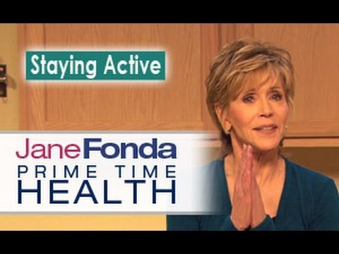 Jane Fonda: Staying Active- Primetime Health