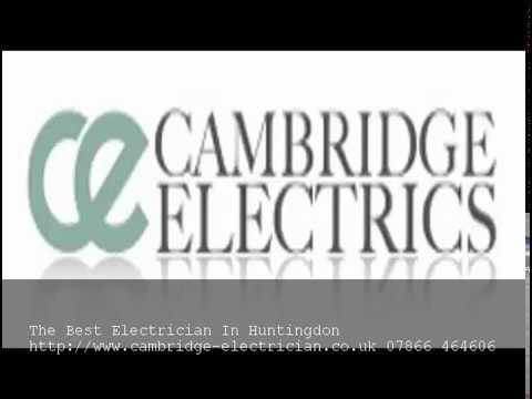 Best Local Domestic Electrician Huntingdon