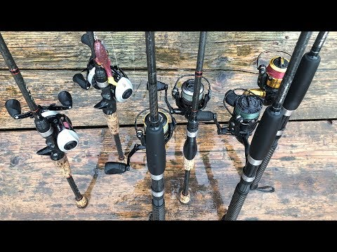 Best Rods & Reels For Freshwater Fishing
