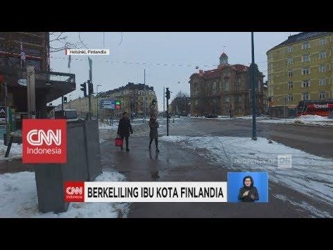 Berkeliling di Negara Paling Bahagia Dunia, Finlandia