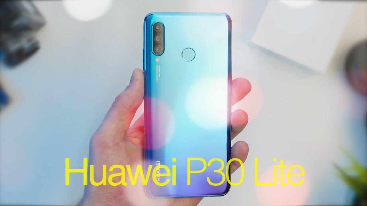 Обзор Huawei P30 Lite - ЗАЧЕМ ПЕРЕПЛАЧИВАТЬ за P30 Pro?!