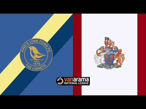 King's Lynn Altrincham Goals And Highlights