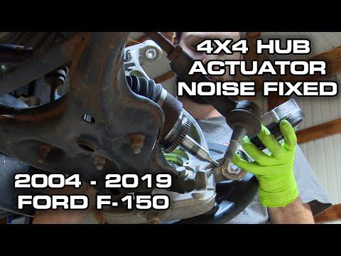 Full-Length Repair – Ford F150 Four Wheel Drive 4WD 4X4 Vacuum Hub Actuator  – IWE