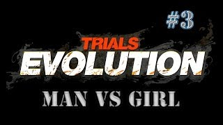Man Vs Girl | Trials Evolution | The Impossible #3