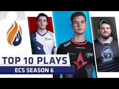 Top 10 ECS Plays of the Week - Volume 1 - Feat. device, Hiko, NAF!
