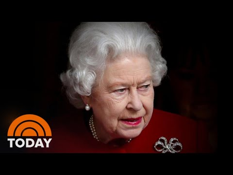 Queen May Address British People About Prince Philip's Death, Journalist Says   TODAY