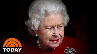 Queen May Address British People About Prince Philip's Death, Journalist Says | TODAY