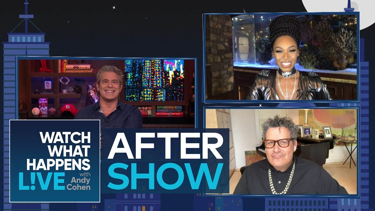 After Show: Isaac Mizrahi was Annoyed by Omarosa Manigault Newman