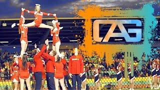 Promo #15 Cheerleading Sideline at German Bowl XXXVIII GFL 2016 in Berlin