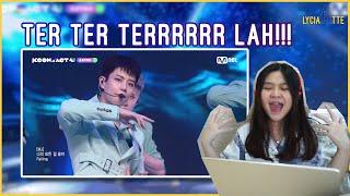 React to ASTRO (아스트로) - Blue Flame | KCON:TACT 4 U | Mnet 21…