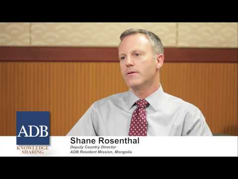 Sustainable Asia Leadership Program: Shane Rosenthal