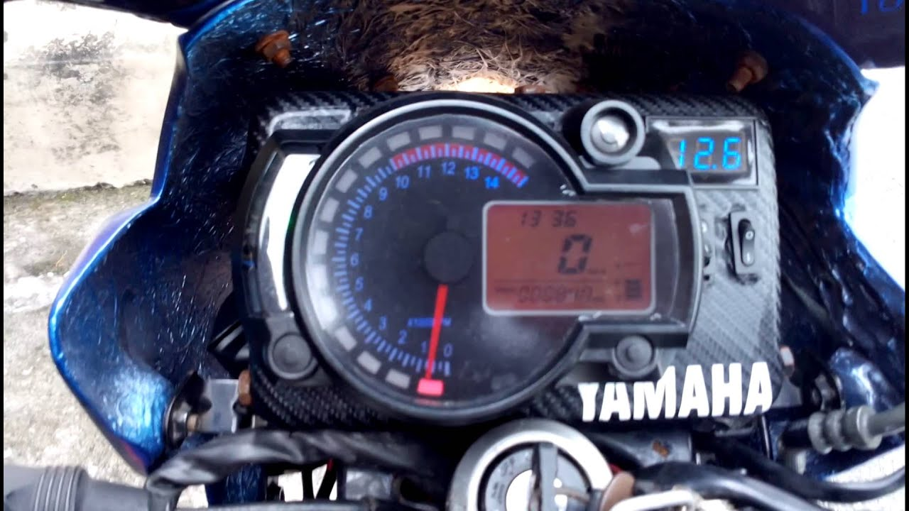 Rx2n replica on yamaha fz150i vixion youtube asfbconference2016 Images