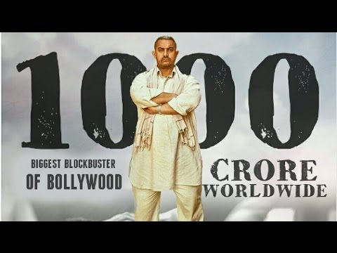 Dangal Collects 1000 Crores At Worldwide Box Office