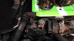 Part 7 / 7 - Mercedes S-Class S320 W220 petrol - Resetting AC