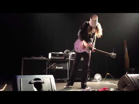 Buckethead live 2016 Going crazy on Want Some Slaw?